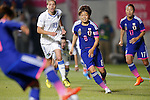Aya Miyama (JPN), MAY 28, 2015 - Football / Soccer : KIRIN Challenge Cup 2015 match between Japan 1-0 Italy at Minaminagano Sports Park, <br /> Nagano, Japan. (Photo by Yusuke Nakansihi/AFLO SPORT)