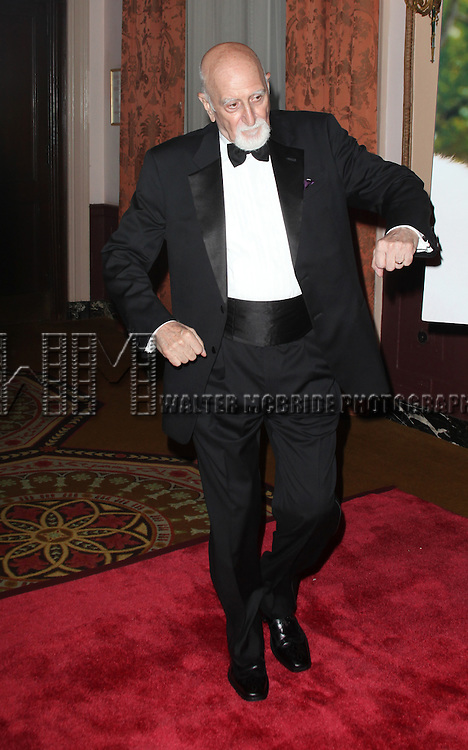Dominic Chianese.attending the 2011 Friars Foundation Applause Award Gala in New York City.