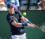 Andy Murray (GBR) defeats Feliciano Lopez (ESP) 63 64