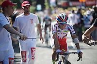 stage winner for Joaquim Rodriguez (ESP/Katusha)<br /> <br /> stage 3: Antwerpen (BEL) - Huy (BEL)<br /> 2015 Tour de France
