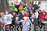 Listowel gets ready for the visit of Dublin Footballer Bernard Brogan on Friday pictured are Billy Keane Kelly Browne Kerry Footballer Tom O'Sullivan, and Jennifer Stack.Listowel gets ready for the visit of Dublin Footballer Bernard Brogan on Friday pictured are Billy Keane, Bernards Cousin Siún Cronin, Kelly Browne, Kerry Footballer Tom O'Sullivan, and Jennifer Stack.