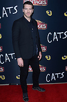 """LOS ANGELES - FEB 27:  Jesse Kove at the """"Cats"""" Play Opening at the Pantages Theater on February 27, 2019 in Los Angeles, CA"""