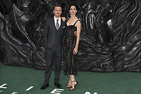 Katherine Waterston and Michael Fassbende attend the World Premiere of ALIEN CONVENANT. London, UK. 04/05/2017 | usage worldwide /MediaPunch ***FOR USA ONLY***