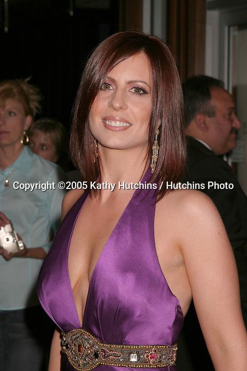 Martha Byrne.32nd Annual Daytime Emmys.Radio City Music Hall.New York City, NY.May 20, 2005.©2005 Kathy Hutchins / Hutchins Photo...