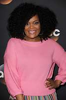 www.acepixs.com<br /> May 16, 2017  New York City<br /> <br /> Yvette Nicole Brown attending arrivals for the ABC Upfront Event 2017 at Lincoln Center David Geffen Hall on May 16, 2017 in New York City.<br /> <br /> Credit: Kristin Callahan/ACE Pictures<br /> <br /> <br /> Tel: 646 769 0430<br /> Email: info@acepixs.com