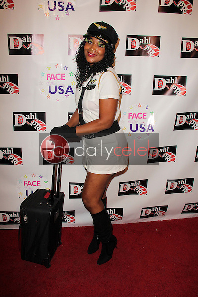 Nina Brooks<br /> at the Monster Man Costume Ball, Cabo Wabo, Hollywood, CA 10-16-13<br /> David Edwards/Dailyceleb.com 818-249-4998