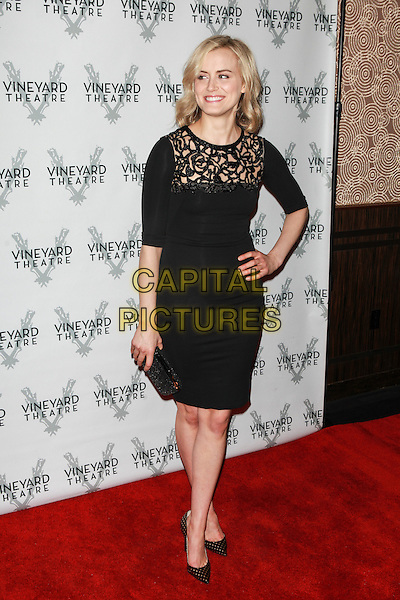NEW YORK, NY -  FEBRUARY 24: Taylor Schilling attends the Vineyard Theatre Gala at The Edison Ballroom on February 24, 2014 in New York City. <br /> CAP/MPI/COR99<br /> &copy;COR99/MediaPunch/Capital Pictures