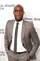 Barry Jenkins attends the 2019 National Board Of Review Gala at Cipriani 42nd Street on January 08, 2019 in New York City. <br /> CAP/MPI/WMB<br /> ©WMB/MPI/Capital Pictures