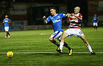 Jason Holt pulled back for a penalty kick