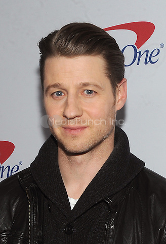 NEW YORK, NY - DECEMBER 9 : Ben McKenzie at the Z100 Jingle Ball 2016 at Madison Square Garden in New York City on December 9, 2016. Credit: John Palmer/MediaPunch