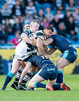 Picture by Allan McKenzie/SWpix.com - 10/05/2018 - Rugby League - Ladbrokes Challenge Cup - Featherstone Rovers v Hull FC - LD Nutrition Stadium, Featherstone, England - Mark Minichiello.