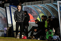 Wycombe Wanderers' manager Gareth Ainsworth <br /> <br /> Photographer Andrew Kearns/CameraSport<br /> <br /> The EFL Sky Bet League One - Wycombe Wanderers v Fleetwood Town - Tuesday 11th February 2020 - Adams Park - Wycombe<br /> <br /> World Copyright © 2020 CameraSport. All rights reserved. 43 Linden Ave. Countesthorpe. Leicester. England. LE8 5PG - Tel: +44 (0) 116 277 4147 - admin@camerasport.com - www.camerasport.com
