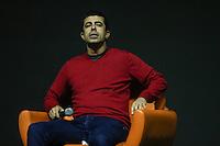 SÃO PAULO,SP, 02.12.2016 - COMIC-CON - Marcius Melhem durante a Comic Con 2016 no São Paulo Expo na região sul da cidade nesta sexta-feira, 02. (Foto: Vanessa Carvalho/Brazil Photo Press)