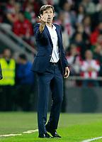 Athletic de Bilbao's coach Ernesto Valverde during La Liga match. October 28,2017. (ALTERPHOTOS/Acero) /NortePhoto.com
