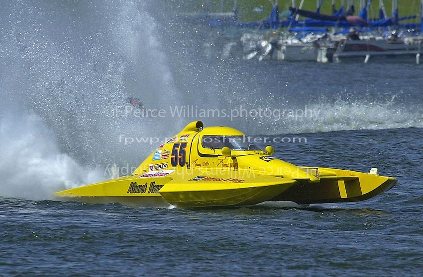 S-55     (2.5 Litre Stock hydroplane(s)