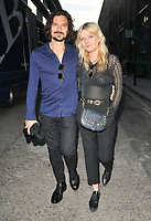 guest and Sophie Kennedy Clark at the Nobu Hotel Shoreditch official launch party, Nobu Hotel Shoreditch, Willow Street, London, England, UK, on Tuesday 15 May 2018.<br /> CAP/CAN<br /> &copy;CAN/Capital Pictures