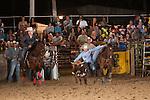 SRA - Gates, NC - 5.9.2014 - Steer Wrestling