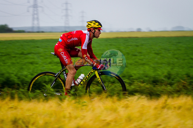 Cofidis Tour de France, Stage 5: Ypres > Arenberg Porte du Hainaut, UCI WorldTour, 2.UWT, Wallers, France, 9th July 2014, Photo by Thomas van Bracht / Peloton Photos