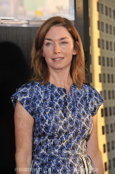 "Julianne Nicholson at the Los Angeles premiere for HBO's new series ""The Newsroom"" at the Cinerama Dome, Hollywood..June 21, 2012  Los Angeles, CA.Picture: Paul Smith / Featureflash"