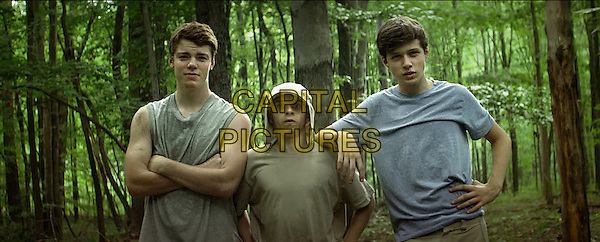 GABRIEL BASSO, MOISES ARIAS, NICK ROBINSON<br /> in The Kings of Summer (2013) <br /> *Filmstill - Editorial Use Only*<br /> CAP/FB<br /> Supplied by Capital Pictures