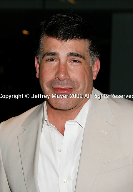 "WEST HOLLYWOOD, CA. - June 08: Actor Bryan Batt arrives at the Los Angeles premiere of ""Whatever Works"" at the Pacific Design Center on June 8, 2009 in West Hollywood, California."