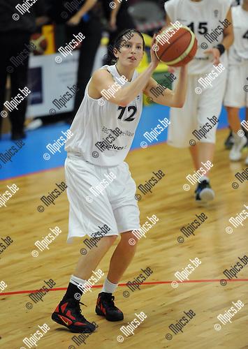 11-11-03 / Basketbal / seizoen 2011-2012 / Sint Katelijne Waver / Mertens Freya..Foto: Mpics