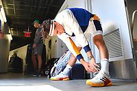 Dominic Thiem (Aus)<br /> Flushing Meadows 30/08/2017<br /> Tennis US Open 2017 <br /> Foto Couvercelle/Panoramic/Insidefoto