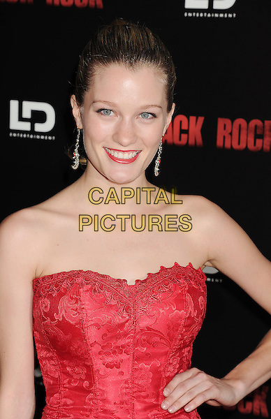 Ashley Hinshaw.arriving at the Los Angeles premiere of 'Black Rock' at ArcLight Cinemas in Hollywood, California on May 8, 2013..CAP/ROT/TM.©TM/Roth Stock/Capital Pictures