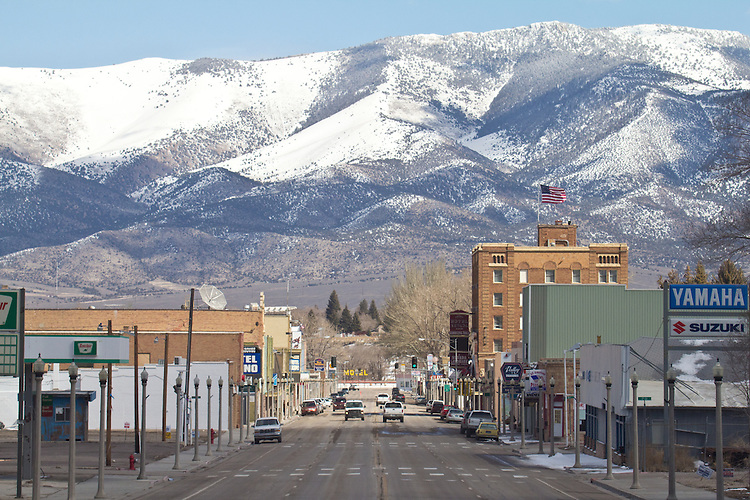 Small Towns That Use Natural Resources