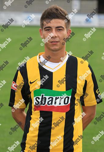 2010-06-21 / Voetbal / seizoen 2010-2011 / KFC Zwarte Leeuw / Smet Glen..Foto: mpics
