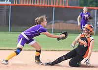 Softball vs. Hamilton Heights 5-11-10