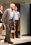 Dick Latessa.during the Opening Night Performance Curtain Call for Nicky Silver's 'The Lyons' at the Vineyard Theatre in New York City.