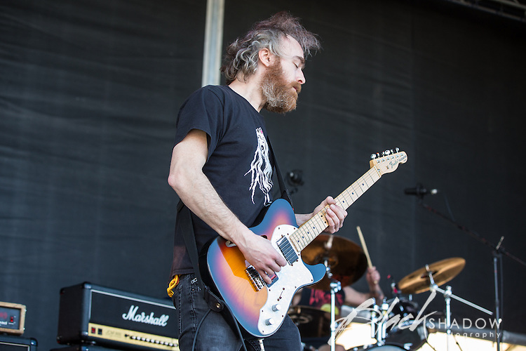 Red Fang performing at Soundwave Festival 2013, Flemington Racecouse, Melbourne, 1 March 2013