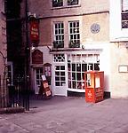 Sally Lunn's cafe, Bath's oldest building, Bath, England
