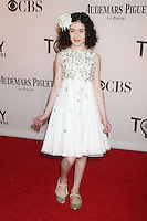 Lilla Crawford at the 66th Annual Tony Awards at The Beacon Theatre on June 10, 2012 in New York City. Credit: RW/MediaPunch Inc. NORTEPHOTO.COM