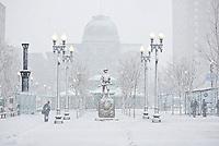 Kennedy Plaza, Providence, Rhode Island