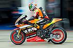hertz british grand prix during the world championship 2014.<br /> Silverstone, england<br /> August 28, 2014. <br /> FP MotoGP<br /> Box<br /> alex de angelis<br /> PHOTOCALL3000/ RME