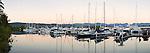 Port Douglas Marina at Dickson Inlet.  Port Douglas, Queensland, Australia
