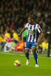 Deportivo de la Coruna's Ivan Cavaleiro during 2014-15 La Liga match between Real Madrid and Deportivo de la Coruna at Santiago Bernabeu stadium in Madrid, Spain. February 14, 2015. (ALTERPHOTOS/Luis Fernandez)
