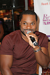 Malcolm-Jamal Warner Attends Meet the Cast of BET's Reed Between The Lines at Foot Locker Time Square, NY 10/10/11