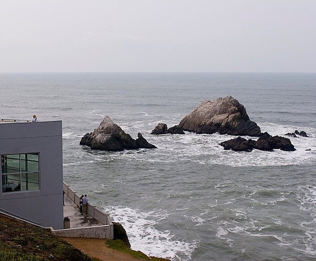 Cliff House Restaurant, San Francisco, California