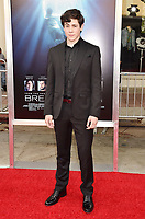 WESTWOOD, CA - APRIL 11: Nikolas Dukic attends the premiere of 20th Century Fox's 'Breakthrough' at Westwood Regency Theater on April 11, 2019 in Los Angeles, California.<br /> CAP/ROT/TM<br /> ©TM/ROT/Capital Pictures