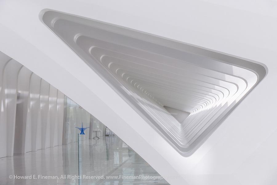 Musings On Calatrava Design 3, Milwaukee Art Museum