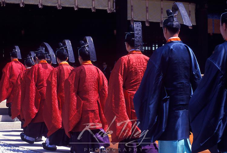 Spring Festival (Haru Matsuri), Meiji Shrine, Tokyo, Japan