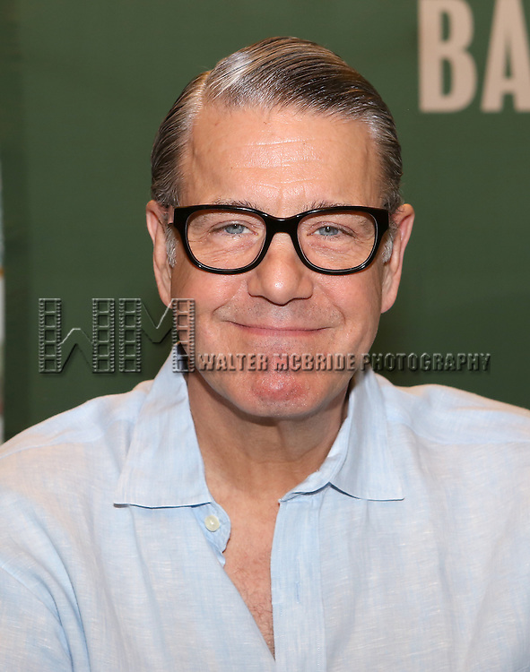 Jonathan Freeman attends the 'Aladin' Broadway Cast CD Signing at Barnes & Noble Citigroup Center on June 20, 2014 in New York City.