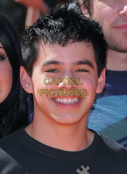 "DAVID ARCHULETA.attends The Twentieth Century Fox Premiere of ""Horton Hears a  Who"" held at The Mann's Village Theatre in Westwood, California, USA, .March 08th 2008..portrait headshot                                                                   .CAP/DVS.??Debbie VanStory/Capital Pictures"
