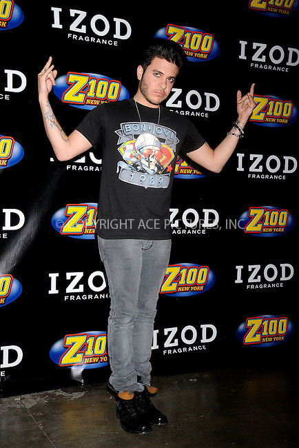 WWW.ACEPIXS.COM . . . . .....May 17, 2008. East Rutherford, NJ....Singer Ferras poses at the Z100 Zootopia press room held at the Izod Center...  ....Please byline: Kristin Callahan - ACEPIXS.COM..... *** ***..Ace Pictures, Inc:  ..Philip Vaughan (646) 769 0430..e-mail: info@acepixs.com..web: http://www.acepixs.com