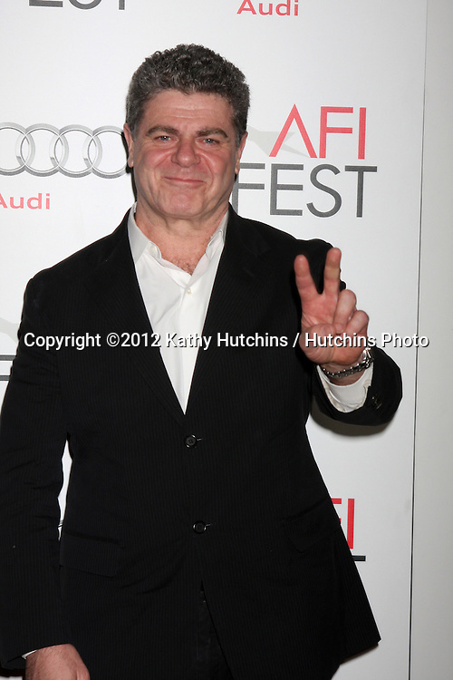 "LOS ANGELES - NOV 3:  Gustavo Santaolalla arrives at the AFI Film Festival 2012  ""On the Road"" Gala Screening at Los Angeles on November 3, 2012 in Graumans Chinese Theater, CA"