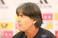 24.05.2018: Pressekonferenz der Deutschen Nationalmannschaft