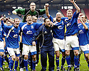12/04/2008    Copyright Pic: James Stewart.File Name : sct_jspa43_qots_v_aberdeen.QUEEN OF THE SOUTH PLAYERS CELEBRATE AT THE END OF THE GAME.James Stewart Photo Agency 19 Carronlea Drive, Falkirk. FK2 8DN      Vat Reg No. 607 6932 25.Studio      : +44 (0)1324 611191 .Mobile      : +44 (0)7721 416997.E-mail  :  jim@jspa.co.uk.If you require further information then contact Jim Stewart on any of the numbers above........